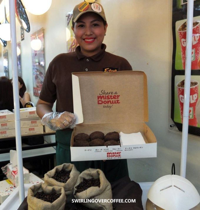Energy Donuts, Mister Donut, 7-Eleven