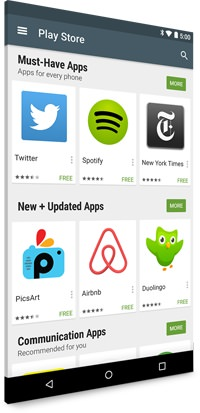 Switching to Android - Find All Your Apps