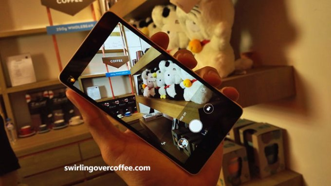 Xiaomi Mi 4i, SwirlingOverCoffee Gadget Awards 2015