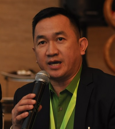 Alfred Lallana Jr, Country Manager Aspect Soft Philippines