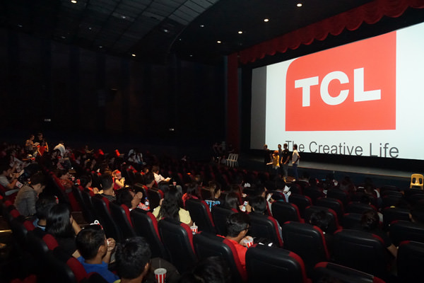 TCL sponsors Mission Impossible Rogue Nation film screening