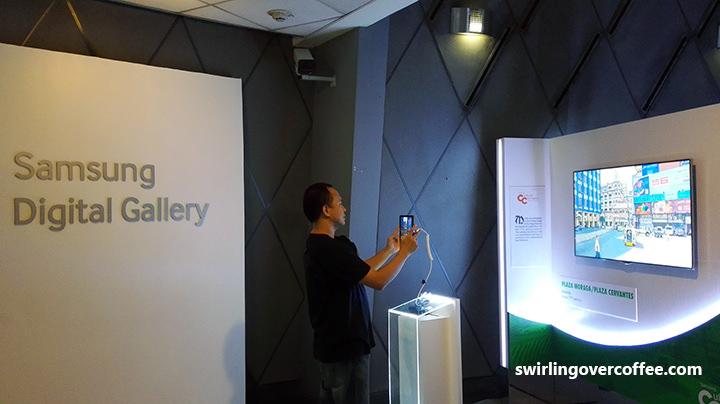 Samsung Connect, Yuchengco Museum, Paul Alcazaren