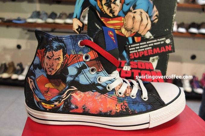 Converse Chuck Taylor All Star DC Comics Sneakers, Chuck Taylor, DC Comics