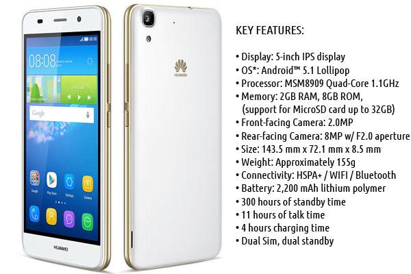 Huawei-Y6-2 Specs