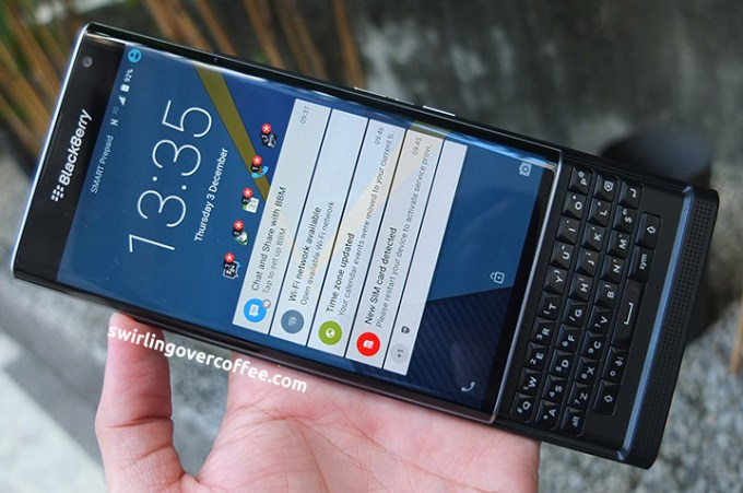 BlackBerry Priv, BlackBerry Priv Price, BlackBerry Priv Specs