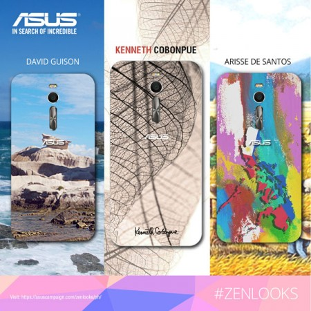 Influencer-ZenFone-Cases