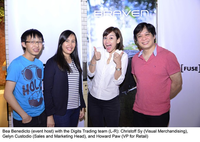 Digits Trading Event