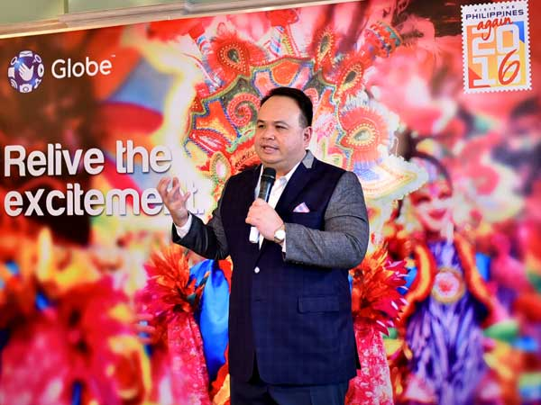 Globe Senior Vice President for International Business Nikko Acosta talks about how the Globe Traveler SIM has provided affordable and worry-free connectivity to tourists and balikbayans in the country