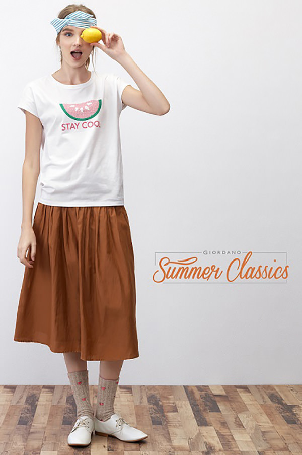 Giordano Summer Collection