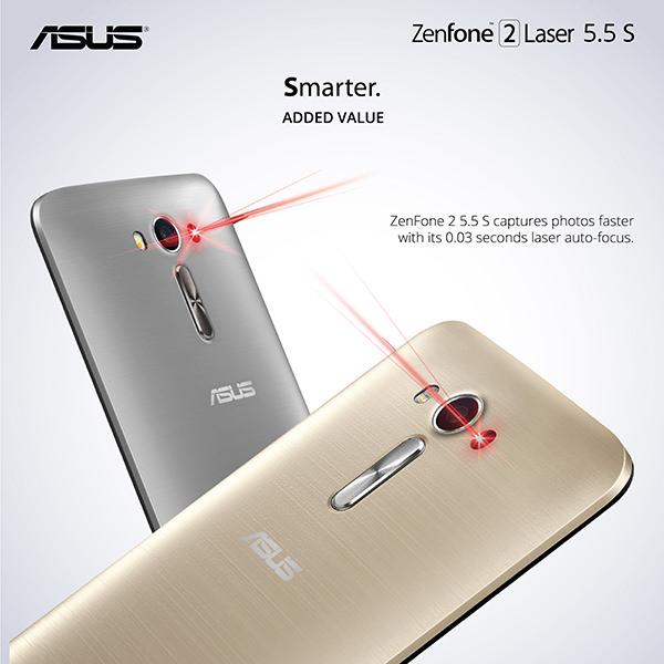 ASUS ZenFone 2 Laser 5.5s, ASUS ZenFone 2 Laser 5.5s specs, ASUS ZenFone 2 Laser 5.5s price