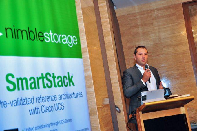 MSI-ECS, Nimle Storage
