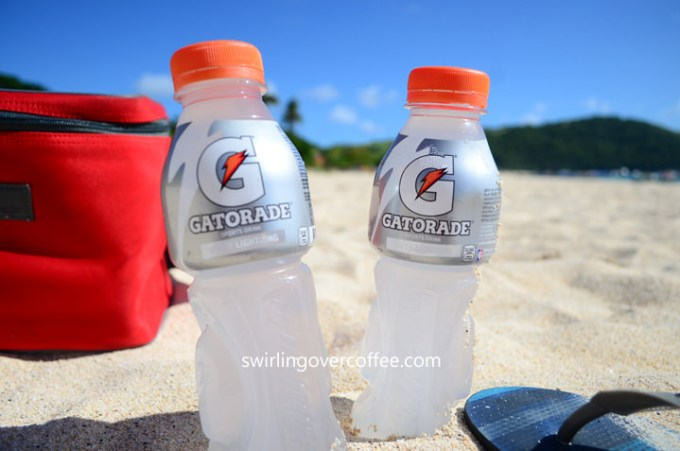 Gatorade White Lightning