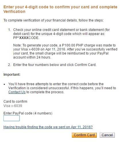 Get-Verified-for-PayPal-Using-PayMaya-Step-5
