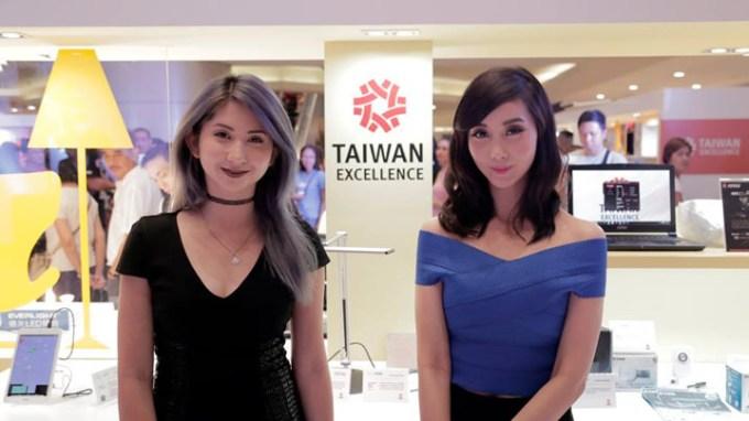 Taiwan Excellence Campaign 2016, Alodia Gosiengfao, Ashley Gosiengfao