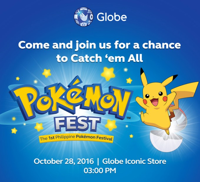 Pokemon Go, Pokemon Fest
