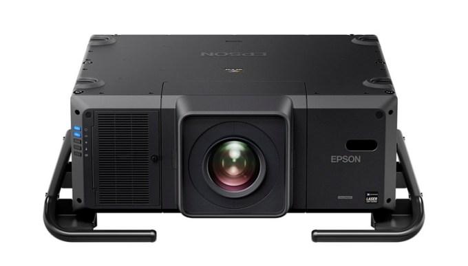 Epson EB-L25000U laser projector