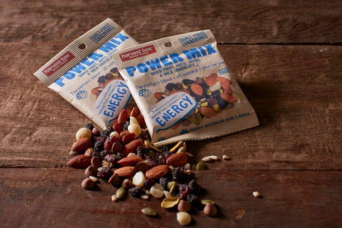 Harvest Box Snacks - Power Mix, Starbucks