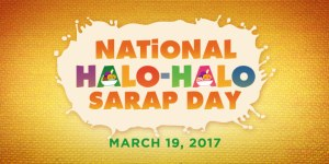 Mang Inasal National Halo-Halo Day
