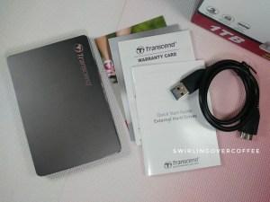 Transcend StoreJet 25C3N review, Transcend StoreJet 25C3N price, Transcend StoreJet 25C3N specs