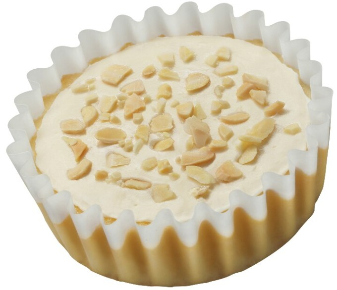 Red Ribbon White Chocolate Almond Mamon
