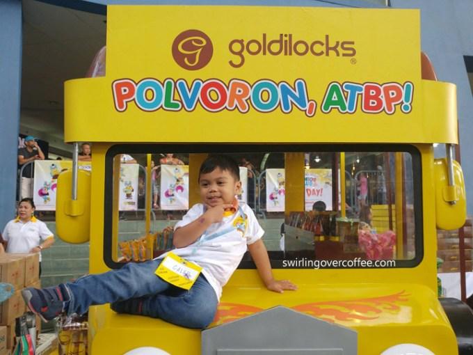 Goldilocks Junior Club Fun Day