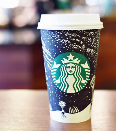Starbucks Night Sky Reusable Cup