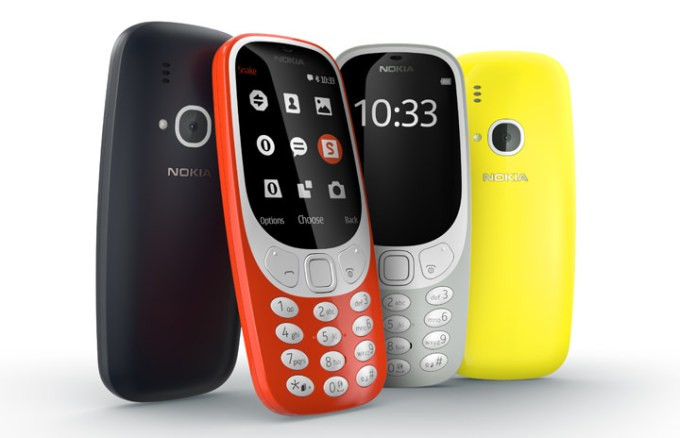 HMD Global launches in the Philippines the Nokia 3310, Nokia 3, Nokia 5, and Nokia 6.