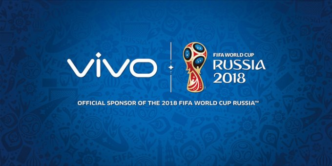 Vivo becomes the official sponsor of the 2018 and 2022 FIFA World Cups