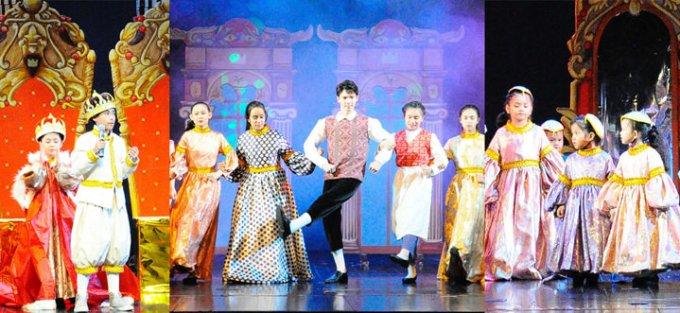 A Quick Guide to Exploring Bonifacio Global City, BGC Arts Center Festival Cinderella