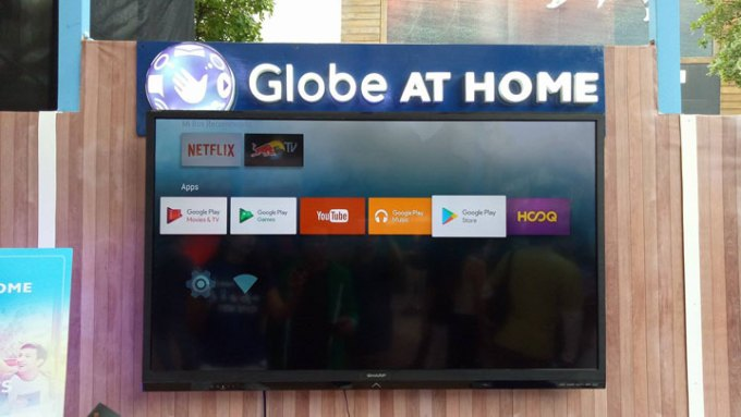 Globe StreamFest Globe Video on Demand Options