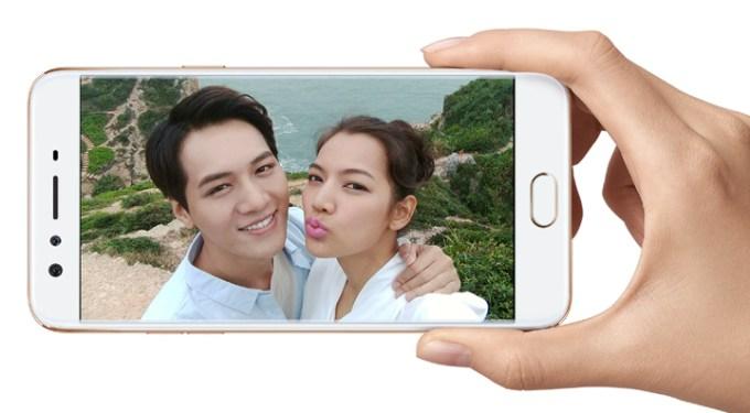 OPPO F3 Plus Selfie Sample Photo