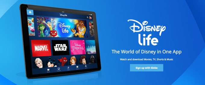 Disney, Pixar, Marvel, and Star Wars content in one app.