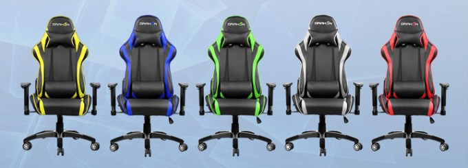 Gamers need the seated comfort that the Raidmax Drakon Gaming Chair can provide.