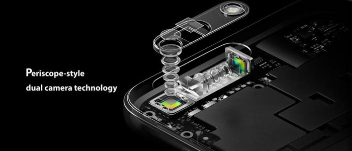 OPPO Periscope-style dual camera technology