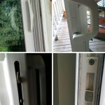 Add Keyed Lock To Milgard Sliding Glass Door Swisco Com