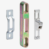 Patio Sliding Glass Door Replacement Hardware   SWISCO com Keepers