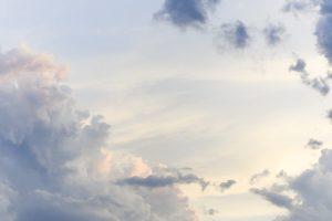 Photo de ciel