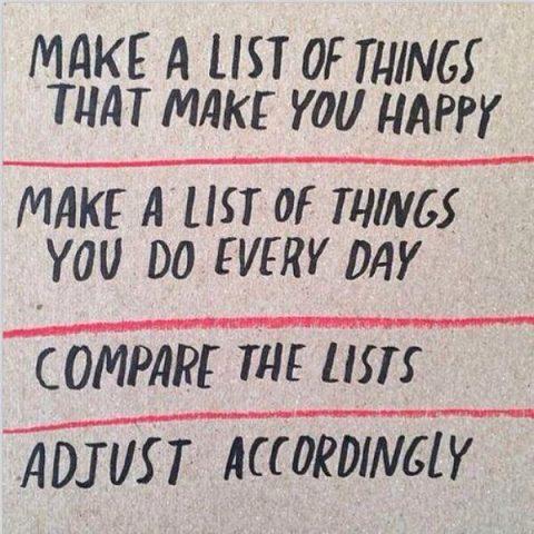 Adjust Accordingly