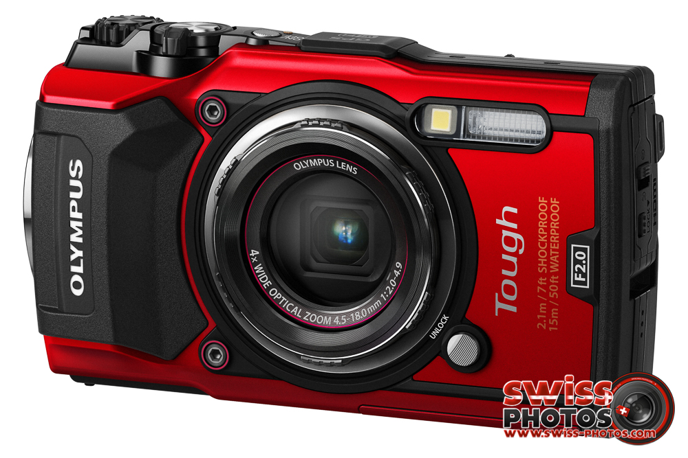 Olympus Tough-TG-5