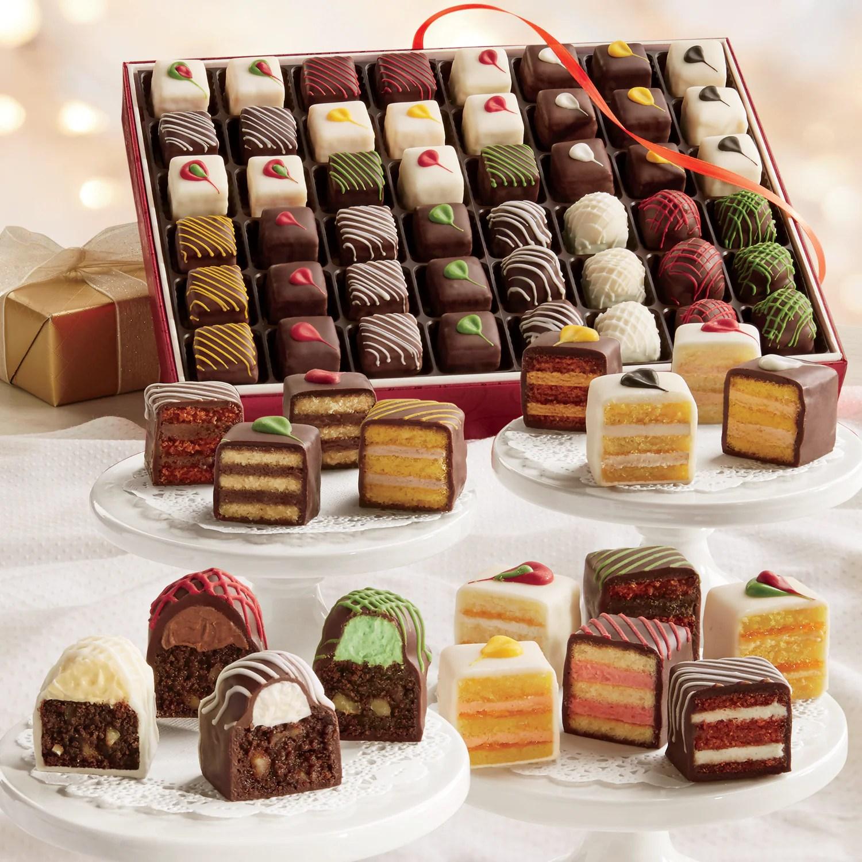 petits fours bonbons gift assortment