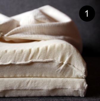 all natural latex pillow