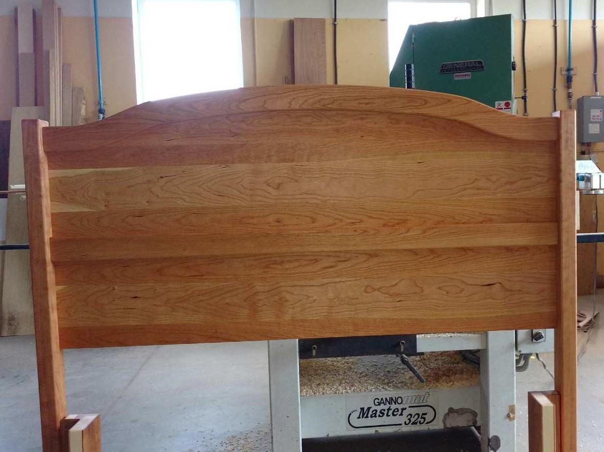 custom bed frame
