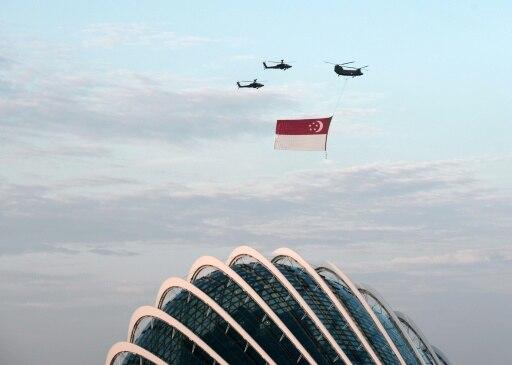 اسرائيل تعتذر اثر استخدام احد دبلوماسييها علم سنغافورة غطاء طاولة