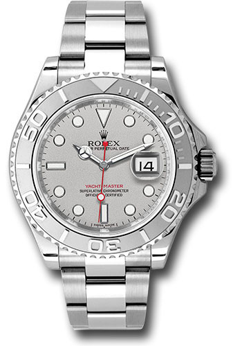 Rolex Yacht Master 40 Mm Steel And Platinum Watches