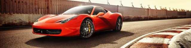 Ferrari, auto da sogno ed esclusiva… ma a portata di mano