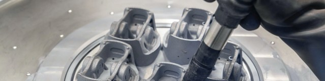 Grazie alla stampa 3D dei pistoni ora la Porsche GT2 RS ha 30cv in più