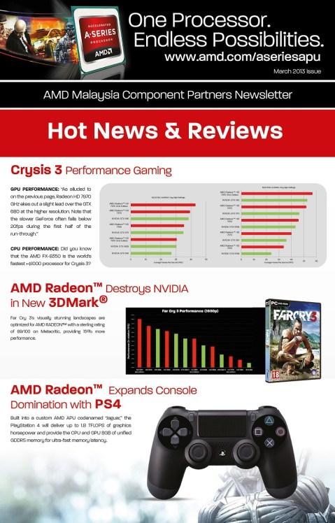 AMD Update Q1 2013