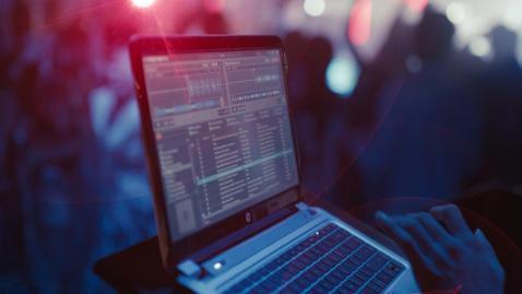 HP DJ
