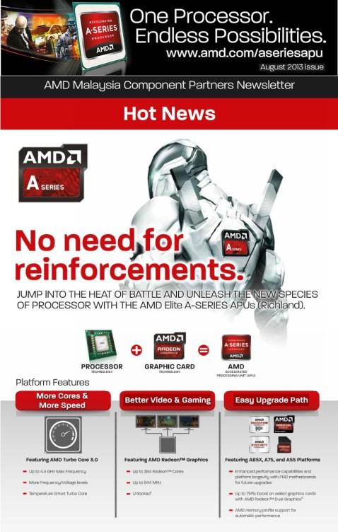 AMD A Series