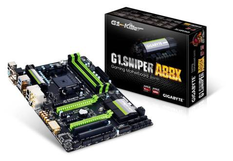 Gigabyte G1 Sniper A88X AMD